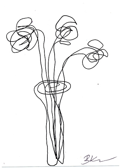 Single Line Drawing Flowers : Birgit s daily bytes oh what fun it is to play