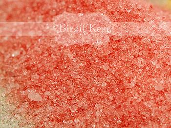 how to make sour sanding sugar